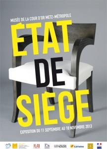Affiche Etatdesiege Metz