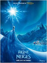 affiche reine des neiges allocine