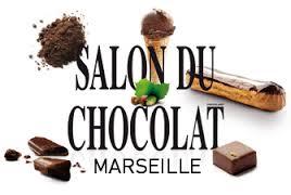 affiche salon du chocolat marseille