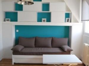 meuble dessus canape. Black Bedroom Furniture Sets. Home Design Ideas