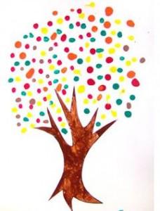arbre coton tige