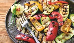 barbecue legumes grillés