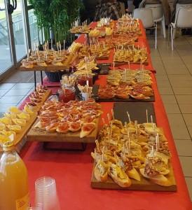 buffet OK