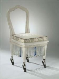 chaiseballerine Henryo&cie Pôle lorrain de l'ameublement bois (PLAB) ©
