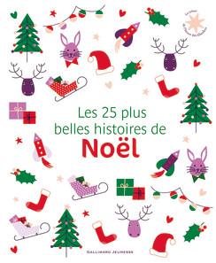 image les 25 plus belles histoires de Noël