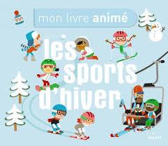livres jeunesse les sports d'hiver c lagalerne.com