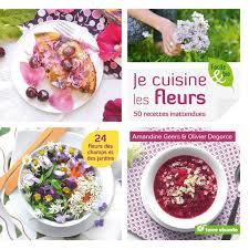 livre je cuisine les fleurs c cuisine-saine.fr
