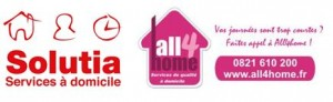 logo double Solutia All4home