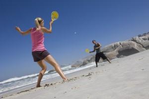 raquettes plage